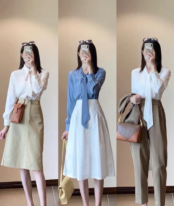 thời trang thu, thời trang đẹp, 24 bộ collocations đầu thu của phụ nữ