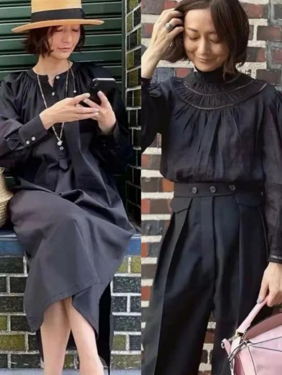 thời trang đẹp, thời trang U50, phụ nữ U50 mặc gì đẹp