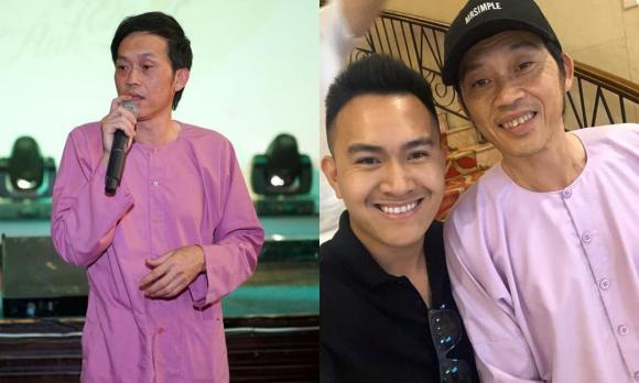Danh hài Hoài Linh, con trai danh hài Hoài Linh, sao Việt