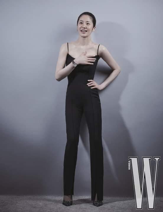 go hyun jung, giảm cân, lột xác, sao hàn