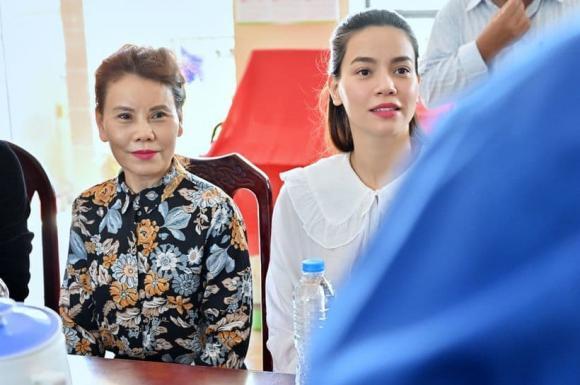 Hồ Ngọc Hà, Sao Việt, Mẹ Hà Hồ, Từ thiện