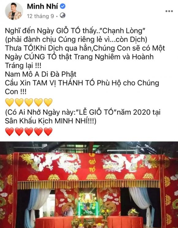giỗ Tổ sân khấu, danh hài Việt Hương, NSƯT Ngọc Huyền, NSND Hồng Vân, ca sĩ Long Nhật, đạo diễn Đức Thịnh