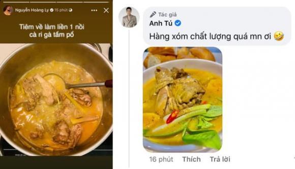 Anh Tú, LyLy, sao Việt