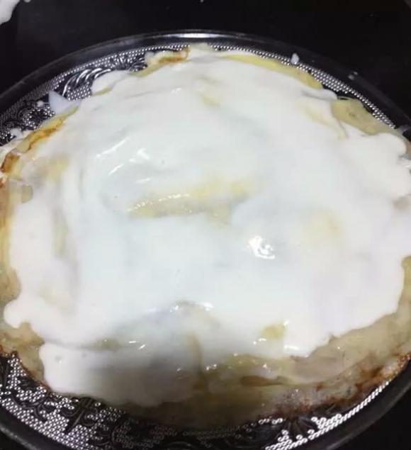 Bánh bông lan sầu riêng, làm bánh, sâu riêng, tự nấu ăn tại nhà, mẹo làm bếp