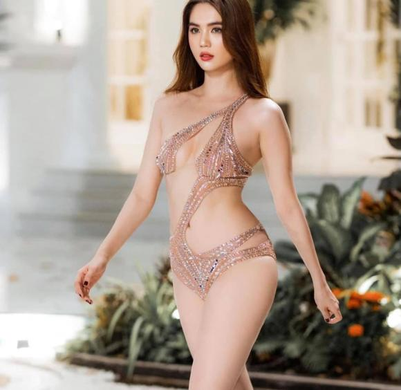 Ngọc Trinh, bikini,  Instagram