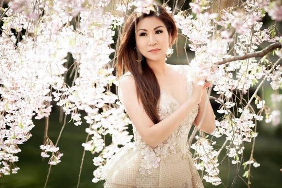 Cindy Trần Mai Anh, Sao việt, Từ thiện