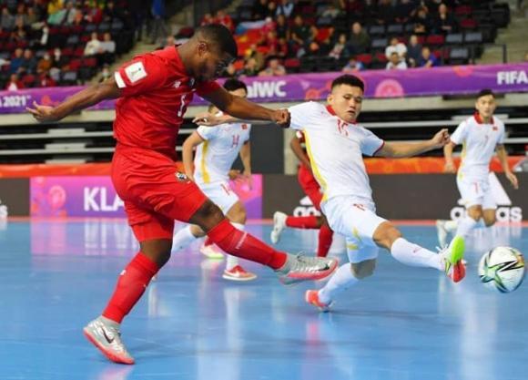 World Cup 2021, ĐT Việt Nam,  Panama, futsal Việt Nam