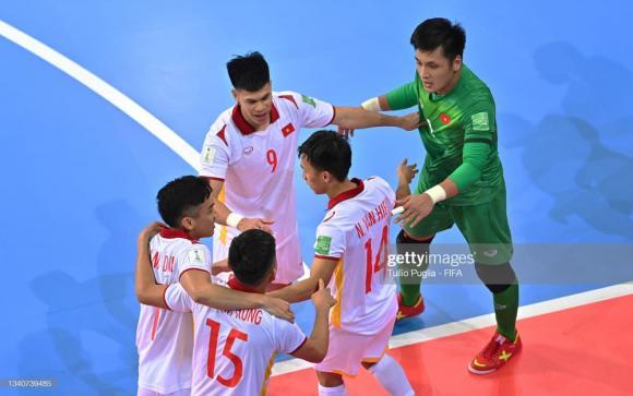 Hồ Văn Ý, World Cup, Panama, Futsal World Cup 2021, Việt Nam