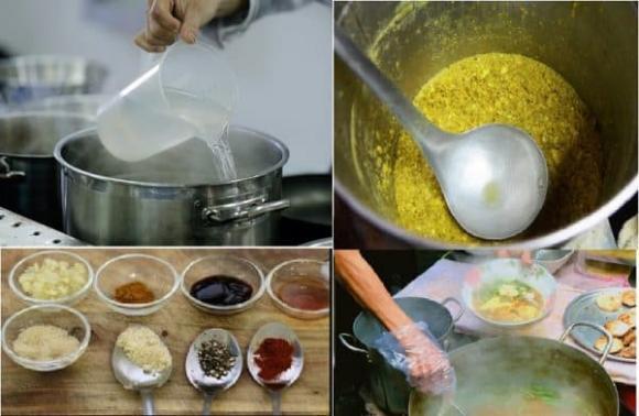 bún cá Campuchia, dạy nấu ăn, món ngon