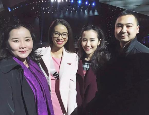 hoa hậu Phạm Hương, sao Việt, hoa khôi Lan Khuê, siêu mẫu Lan Khuê, chồng Lan Khuê