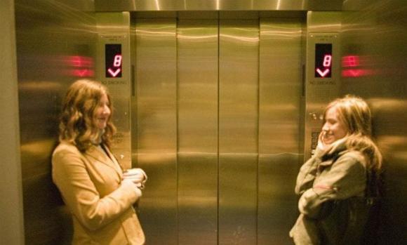 tháng máy, sử dụng thang máy, tháng máy rơi, an toàn khi đi thang máy