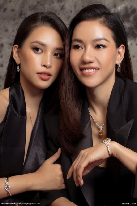 bà trùm hoa hậu, hoa hậu Trần Tiểu Vy, sao Việt