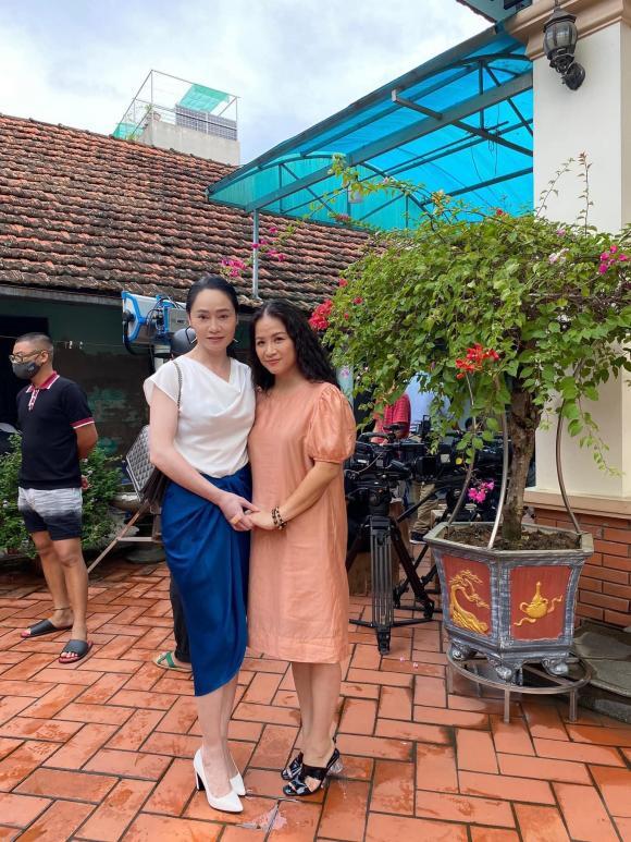 Hương Vị Tình Thân, Quách Thu Phương, Sao Việt, Phim Việt