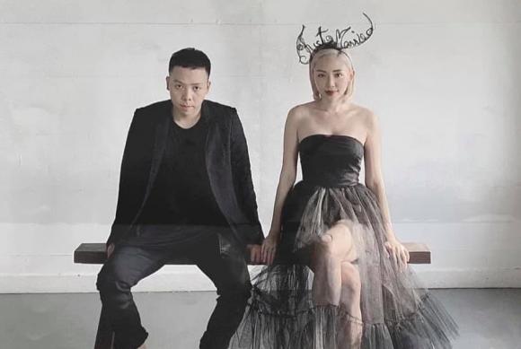 ca sĩ Tóc Tiên, nhà sản xuất âm nhạc Hoàng Touliver, sao Việt