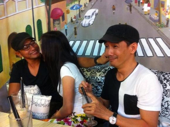 ca sĩ Minh Thuận, diễn viên Ái Châu, sao Việt