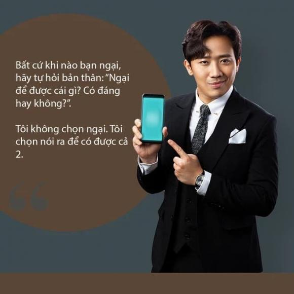 ,danh hài Trấn Thành, MC Trấn Thành, sao Việt
