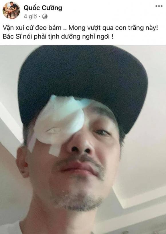 diễn viên Quốc Cường, bạn thân Hà Tăng, sao Việt