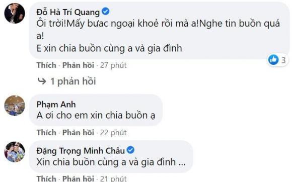 Phương Dung, Hà Trí Quang, Thành Được, Kha Ly, NSƯT Hữu Châu, Hòa Hiệp