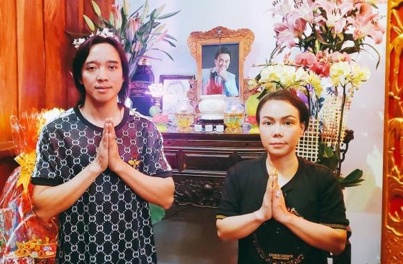 Việt Hương, Nữ danh hài, Cố nghệ sĩ Chí Tài, Sao Việt
