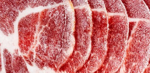 rã đông thịt, cách rã đông thịt, mẹo hay khi rã đông