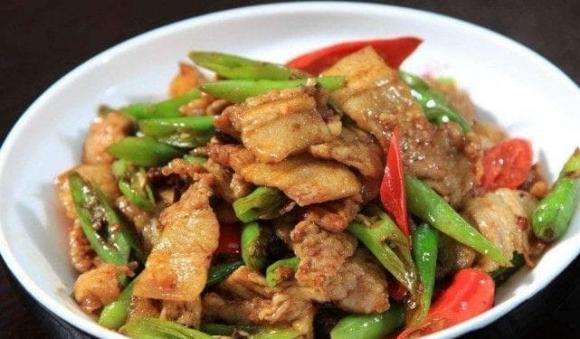 ẩm thực gia đình, món ngon mỗi ngày, thịt heo chiên