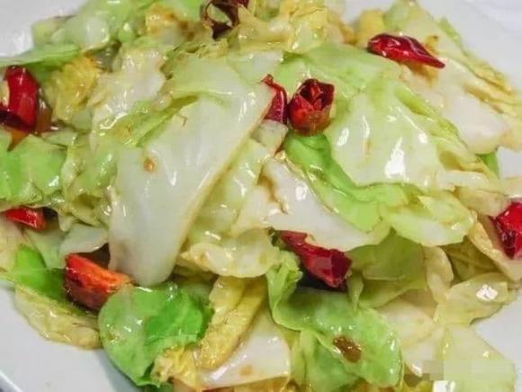 xào rau, bắp cải, mẹo nấu ăn, dạy nấu ăn