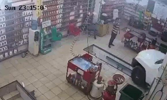 trạm thu phí, tai nạn, Ấn Độ