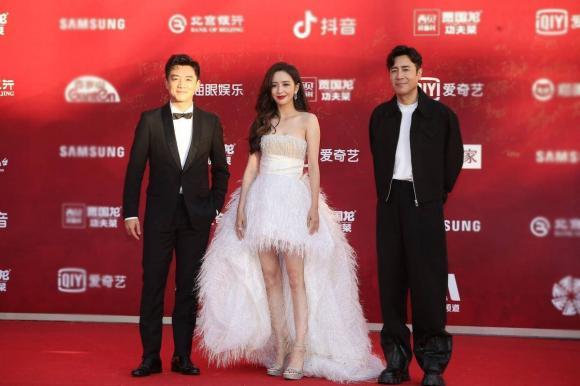 Thảm đỏ LHP Bắc Kinh, Angelababy, Đồng Lệ Á, Củng Lợi, Trần Khôn