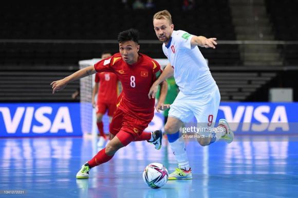 World Cup,  futsal Việt Nam, CH Séc, Trung Quốc