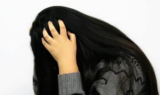 bệnh gan, dấu hiệu bệnh gan, ung thư gan, tóc bạc