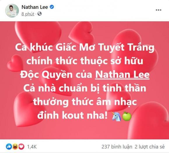 Nathan Lee, Thủy Tiên, Sao Việt