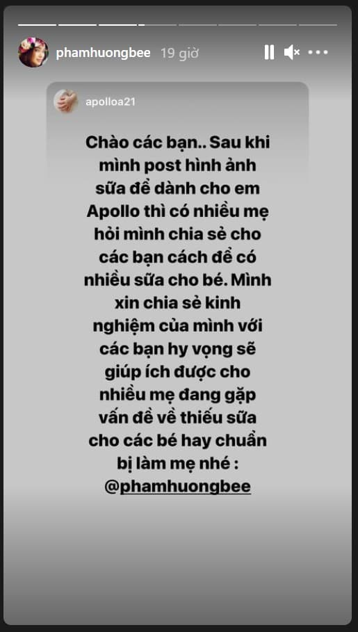 Hoa hậu Phạm Hương, Phạm Hương sinh con, con của Phạm Hương