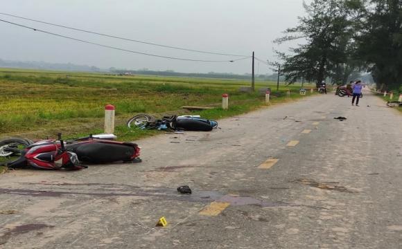Tai nạn 5 người chết, tai nạn giao thông, Phú Thọ