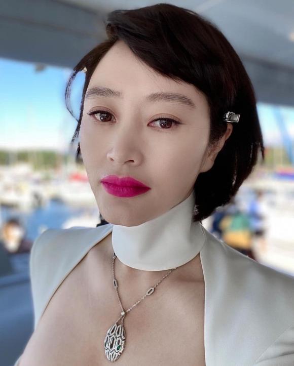 kim hye soo, go hyun jung, saon hàn