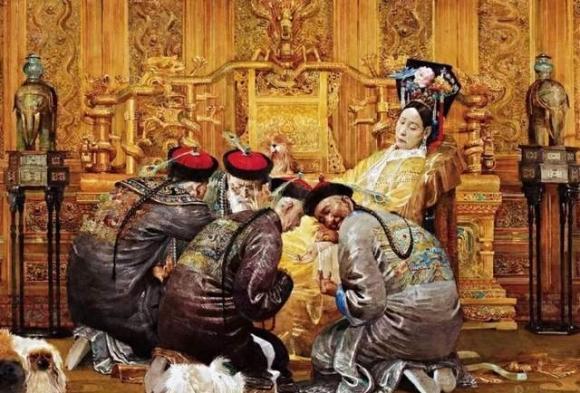 Từ Hi Thái Hậu, lịch sử Trung Quốc, thông tin thú vị về lịch sử