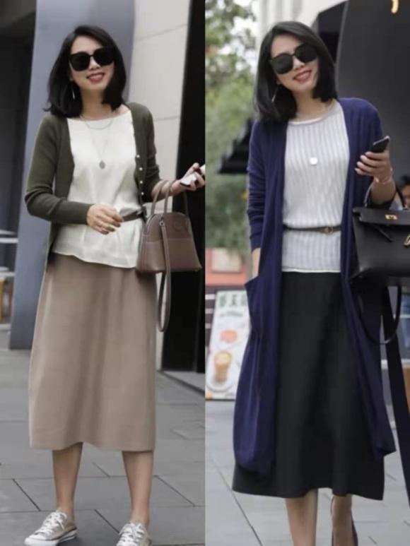 thời trang đẹp, thời trang, phụ nữ trung niên