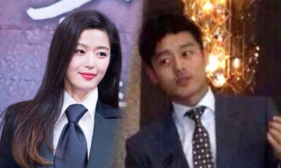 jeon ji hyun, gầy trơ xương, cơ bụng, thời trang sao hàn