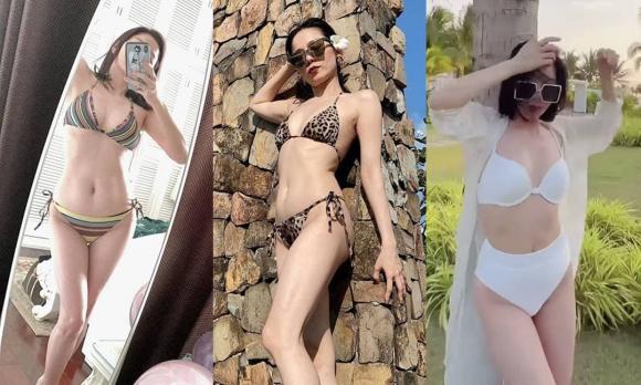 Lệ Quyên, Nữ ca sĩ, Sao Việt, Bikini