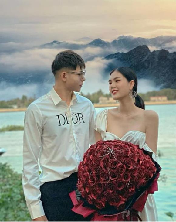 diễn viên Lê Ngọc Trinh, cầu thủ Liễu Quang Vinh, sao Việt