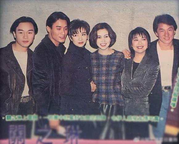 Quan Chi Lâm, sao TVB, sao hoa ngữ