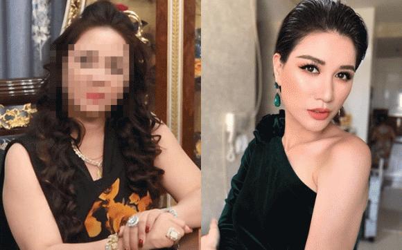 người mẫu Trang Trần, sao Việt, nữ streamer, trang trần