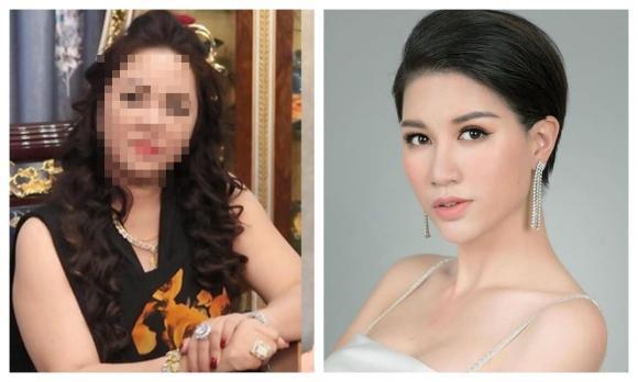 Trang Trần, con gái Trang Trần, sao Việt