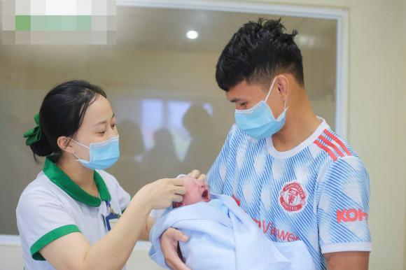 cầu thủ Phạm Xuân Mạnh, Phạm Xuân Mạnh, vợ Phạm Xuân Mạnh
