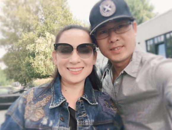 em trai Phi Nhung, sao Việt, ca sĩ Phi Nhung, nhiễm covid-19