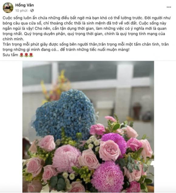 NSDN Hồng Vân, sao Việt