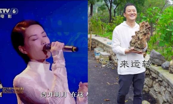 Trương Bá Chi, Tạ Đình Phong, Vương Phi