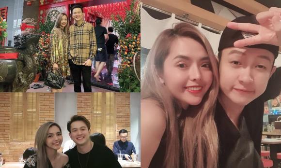 nữ ca sĩ hồ ngọc hà, diễn viên Kim Lý, cặp song sinh của Hà Hồ, sao Việt