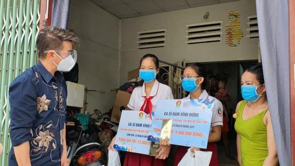 Đàm Vĩnh Hưng, Sao Việt, Sao kê