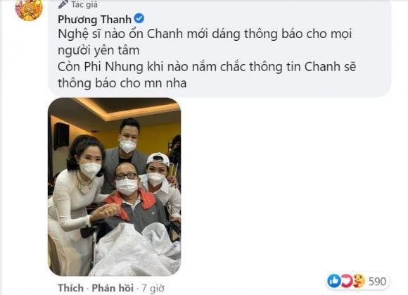 Phương Thanh, Nữ ca sĩ, Nghệ sĩ Trần Mạnh Tuấn, Sao Việt