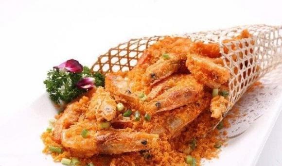 ẩm thực gia đình, món ngon mỗi ngày, tôm rang muối ớt